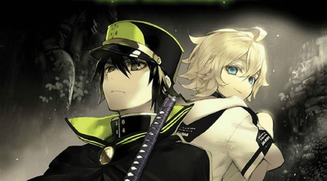 Currently Reading: Seraph of the End Manga [Chap 20 – 36]