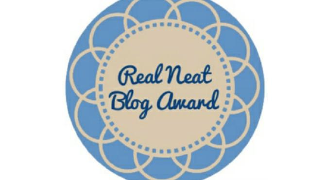 Real Neat Blog Award [General]