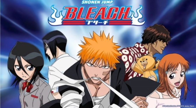 Watching Bleach: The Substitute, The Entry, and The Rescue