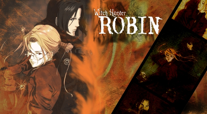 [Review] Witch Hunter Robin