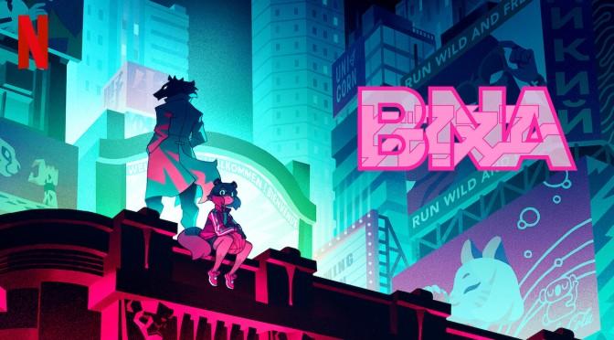[Review] BNA: Brand New Animal