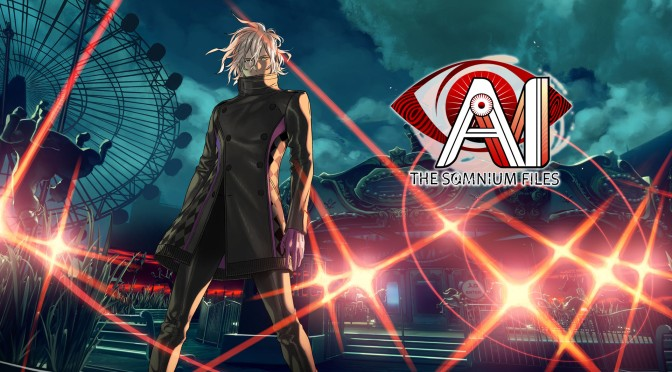 Video #4: Trying Out AI: The Somnium Files (Let's Play)